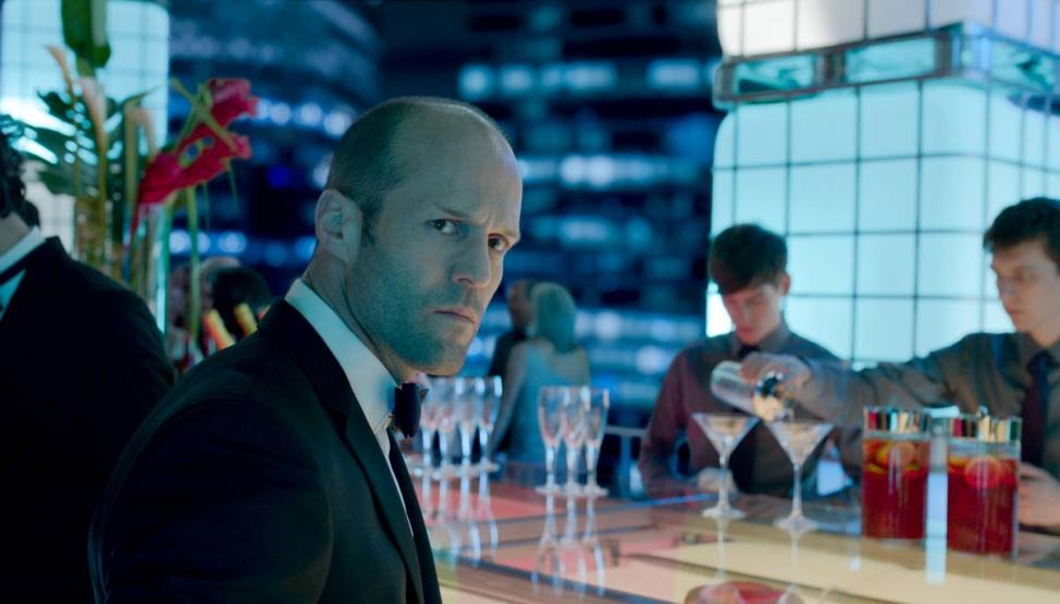 jason statham in hummingbird