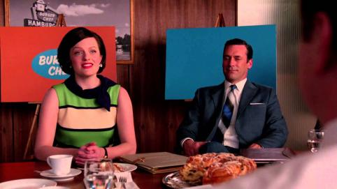 Mad Men Burger